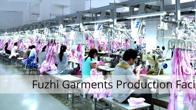 Ningbo Fuzhi Garments Company file Garment factory