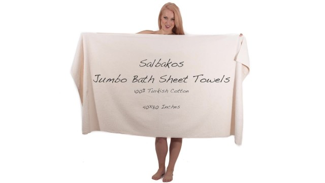 Salbakos Jumbo 40x80 Bath Sheet