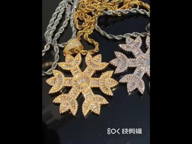 men hiphop jewelry pendant necklace