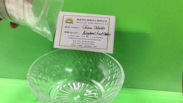 calcium chloride anhydrate big granule thumbnail image