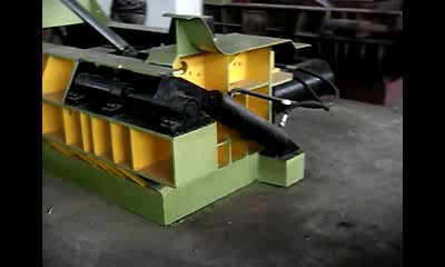 Y81F Hydraulic baling machine for scrap aluminum thumbnail image