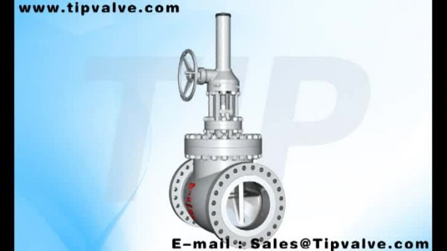 Carbon steel flange RF RTJ globe valve thumbnail image