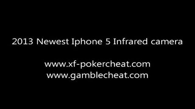XF 2014 iPhone poker analyzer for bar code cards thumbnail image
