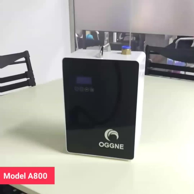 A800 scent air aroma diffuser machine for hotel