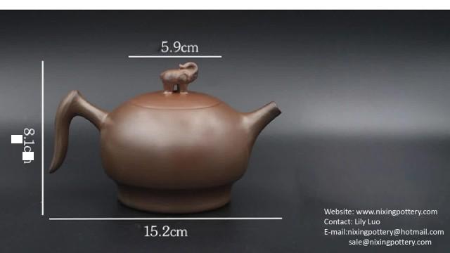 Nixing Vintage Teapo