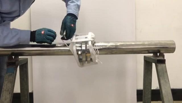 PTFE flange guards safety spray shields