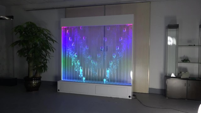 LED programmed bubble panel project thumbnail image