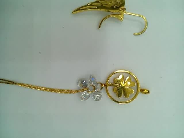 Angel wings earring set,Stylish fashion jewelry thumbnail image