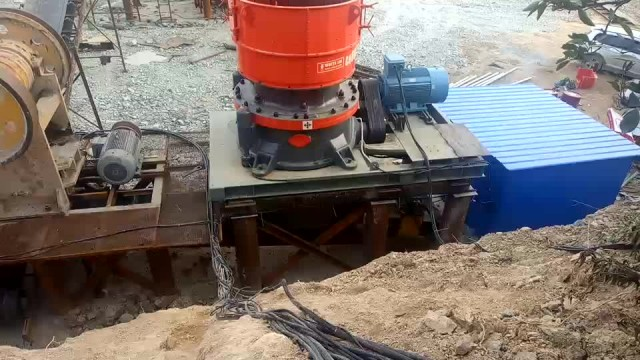 Sandvik CH660 working video thumbnail image