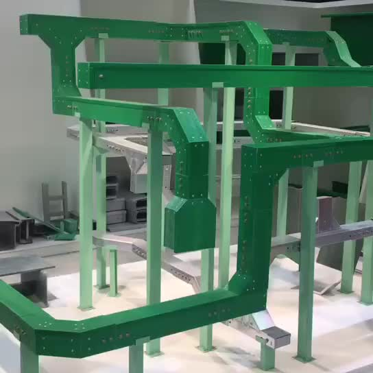 FRP cable tray system thumbnail image