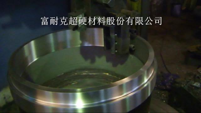 PCBN Inserts for machining Brake Drum thumbnail image