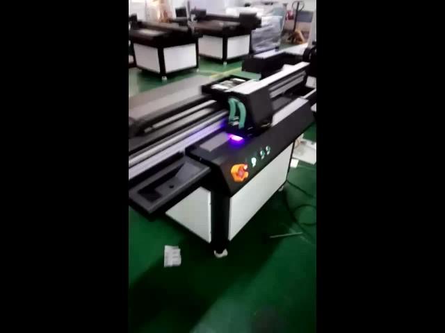 Cylinder or Bottle UV digital Printer video thumbnail image