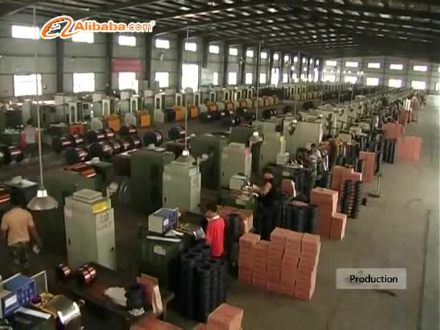 Shandong Solid Solder Co. welding wire factory