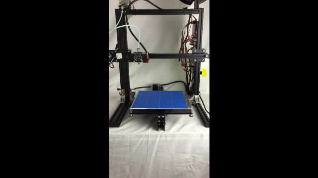 3D Printer ET-i3 working video