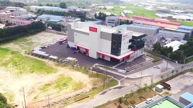Dermal Korea Factory