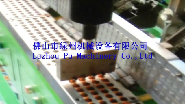 ear plug production line