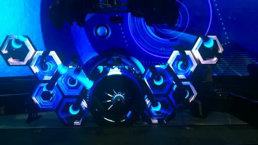 DGX Big Bee Nest DJ Booth thumbnail image