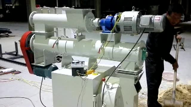 Testing video for 250 pellet machine-ZONSTAR RICHI thumbnail image