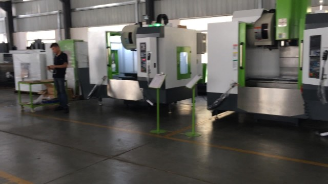 CNCmakers_CNC_Machining_Centers_Production_Line