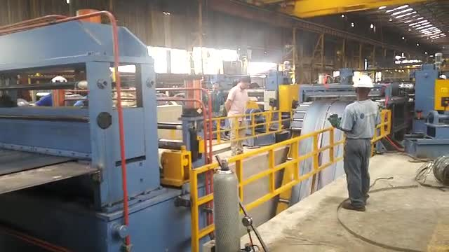 FOREVER MACHINERY TUBE MILL LINE