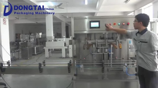 food oil filling machine factory hots-elling