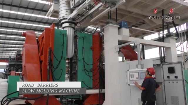 Yankang water tank blow molding machine display thumbnail image