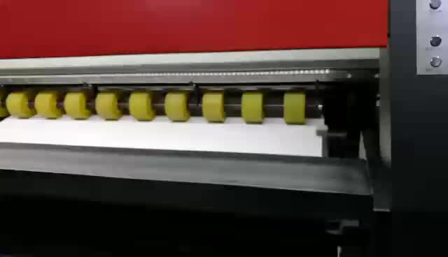 Corrugated box inkjet printer (4heads) thumbnail image