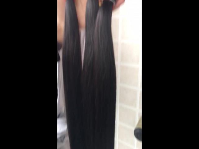 9a grade straight remy hair bundles thumbnail image