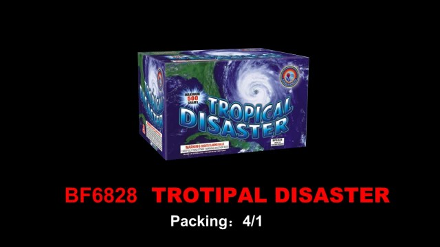 TROPICAL DISASTER thumbnail image