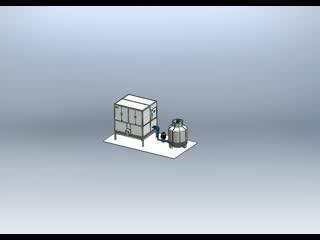 CBFI ice cube making machine thumbnail image