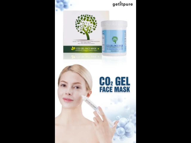 Co2 gel face masks thumbnail image