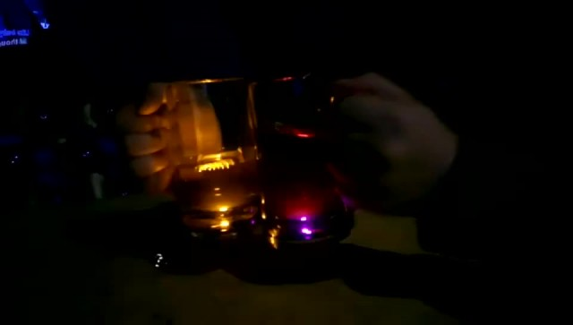 Smart Luminous Glass Cup