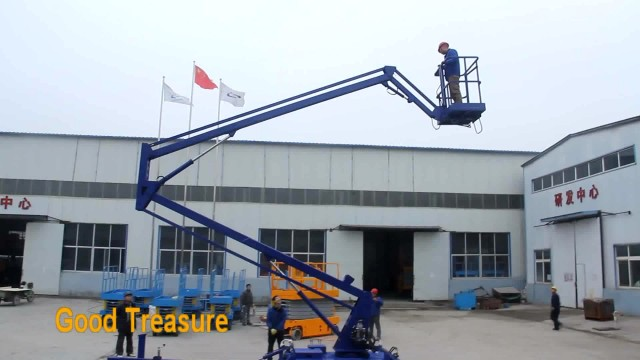 Boom lift for sale thumbnail image