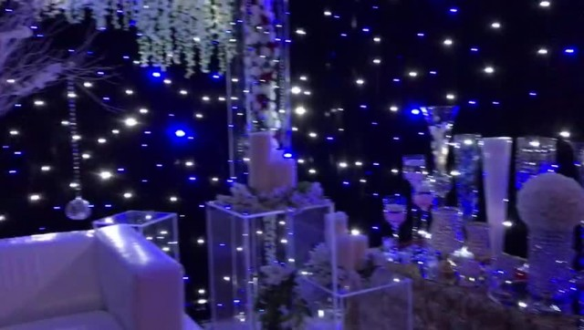 pipe and drape wedding backdrop kits thumbnail image