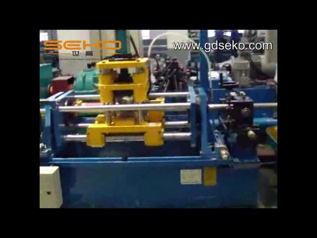 column style weld bead rolling machine thumbnail image