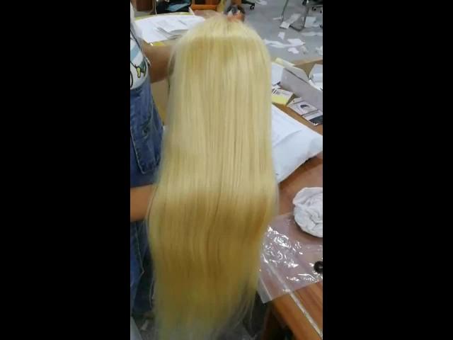 613 color human hair wig thumbnail image