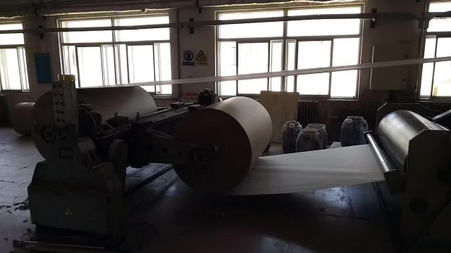 Single Facer Paperboard Production Line thumbnail image