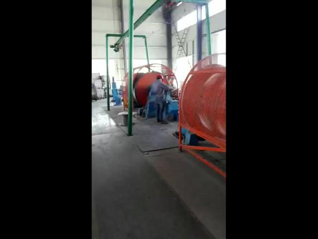 ACSR manufacturing