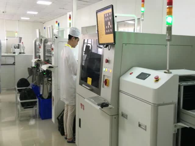Production line of EVOSSON Co., Ltd thumbnail image