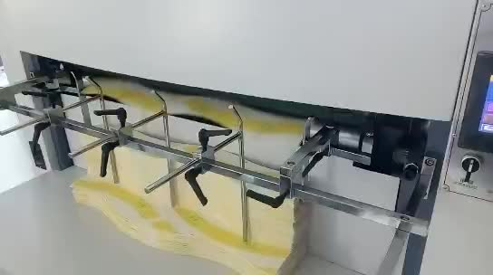 Automatic paper roll die cutting machine thumbnail image