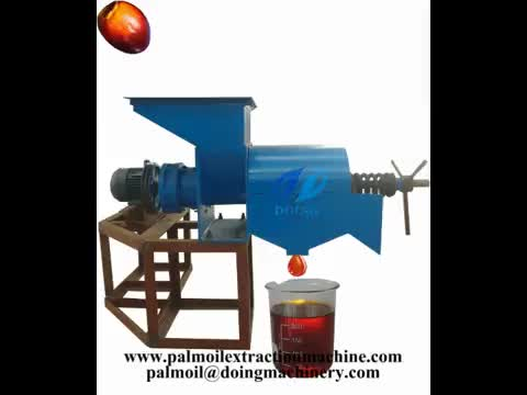 300-500kg/h small palm oil mill machinery thumbnail image