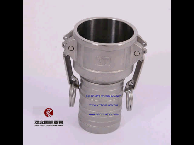 Stainless Steel camlock couping investment casting thumbnail image