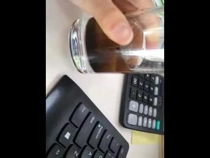 organic fertilizer water-solubility testing - 2 thumbnail image