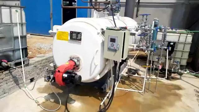steam boiler installation thumbnail image