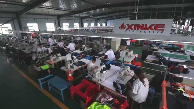 Flame Retardant Workwear Supplier-Xinke Protective