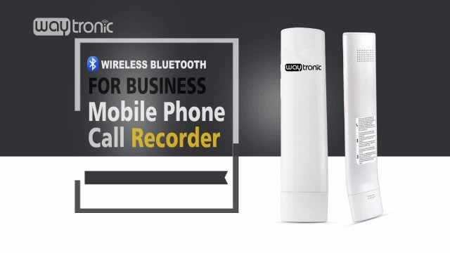 recording phone call device with Bluetooth thumbnail image