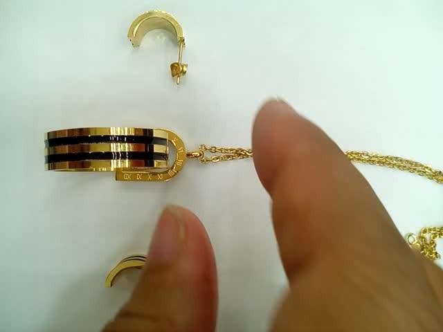 New season popular jewelry ,Pendant earring set thumbnail image