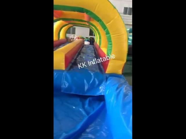 Buy Commercial Inflatable Water Slip N Slide thumbnail image