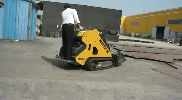mini skid steer loader  thumbnail image