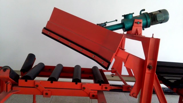 Electro-Hydraulic Power Unloader for Belt Conveyor thumbnail image